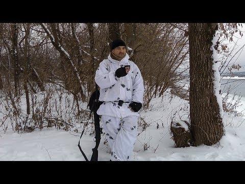 Тропление зайца русака | Сезон 2018 | Окские зайцы они такие
