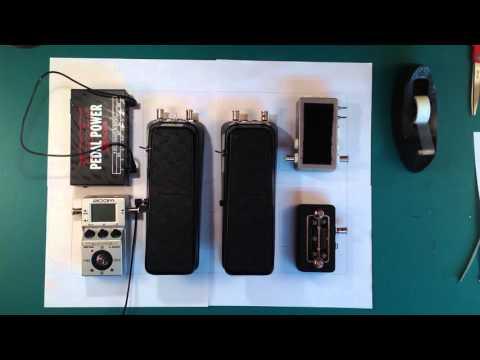 "Custom Acrylic Pedalboard Build (the ""über"" pedalboard)"