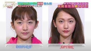 沢尻エリカ風メイク □詳しくはコチラ: http://www.tv-asahi.co.jp/beautv/