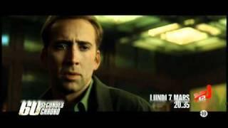 Trailer 60 Secondes Chrono Lundi 7 Mars à 20h35 Sur NRJ12  (BA)