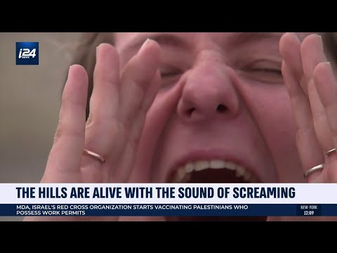 A Handful Of Israelis Are Screaming At The Top Of Their Lungs — Here's Why