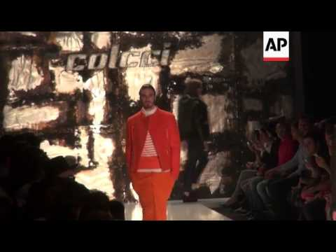 Highlights from Colcci show at Sao Paolo Fashion Week