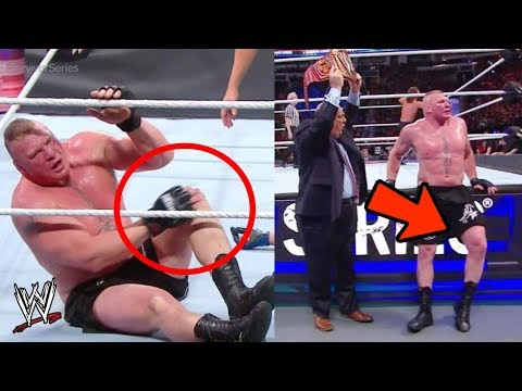 10 Worst WWE Moments Of 2017 / 2018 SO FAR!