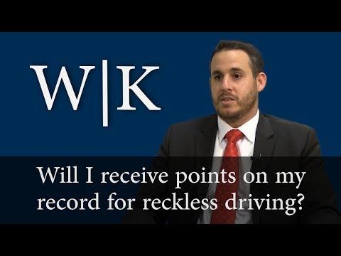 speech on reckless driving
