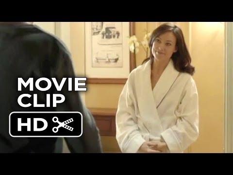 Third Person Movie CLIP - I Took Your Robe (2014) - Olivia Wilde, Liam Neeson Movie HD