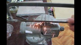 Что будет если распилить неодимовый магнит ножовкой?(, 2014-09-09T05:26:11.000Z)