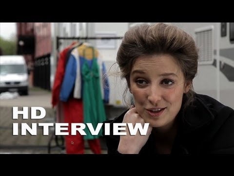 "Rush: Alexandra Maria Lara ""Marlene Lauda"" On Set ..."