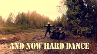 ATV Club, off-road party /  Поездка в Хотьково др Озорника