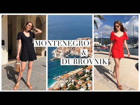 Trip to Montenegro & Croatia