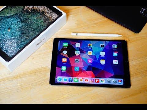 =+= รีวิว iPad Pro 10.5 & iOS 11 Beta2 =+= ฝันที่ใกล้เป็นจริง