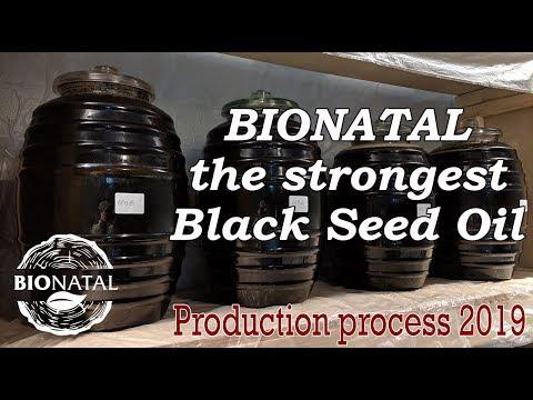 Quality of BioNatal black cumin seed oil