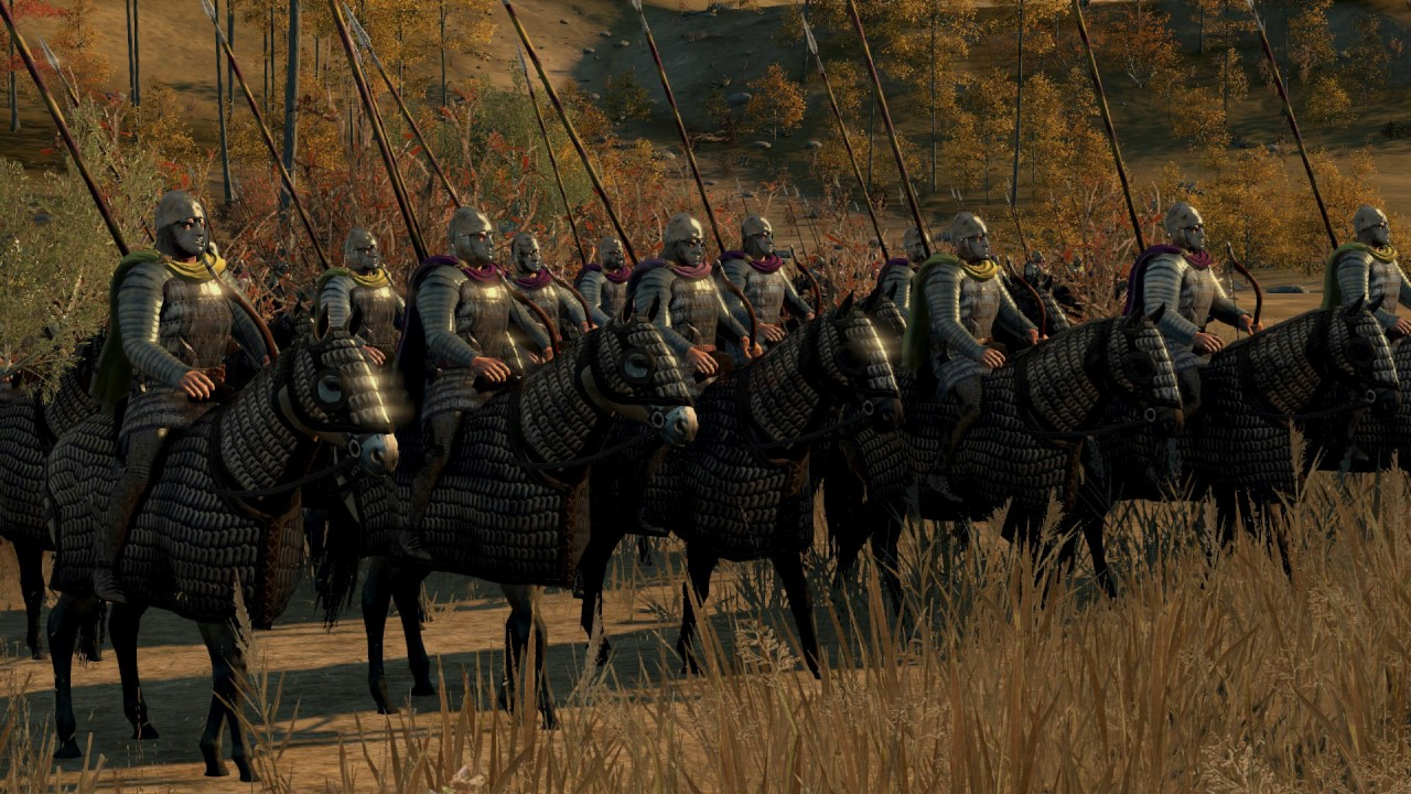 The Red Horse (Total War: Attila OST)