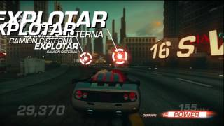 Ridge Racer UNBOUNDED: GAMEPLAY XBOX360 HD
