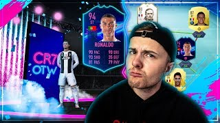 FIFA 19: CR7 OTW Gekauft 😍 Best OF Ones to Watch Pack Opening 🔥🔥