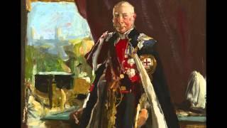 Sir John Lavery RA RSA RHA (1856-1941) - THE EARL OF LONSDALE K. G., 1931