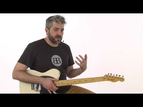 Americana Guitar Lesson - Track 2: Songwriter: Comping Approaches Demo - Jason Loughlin