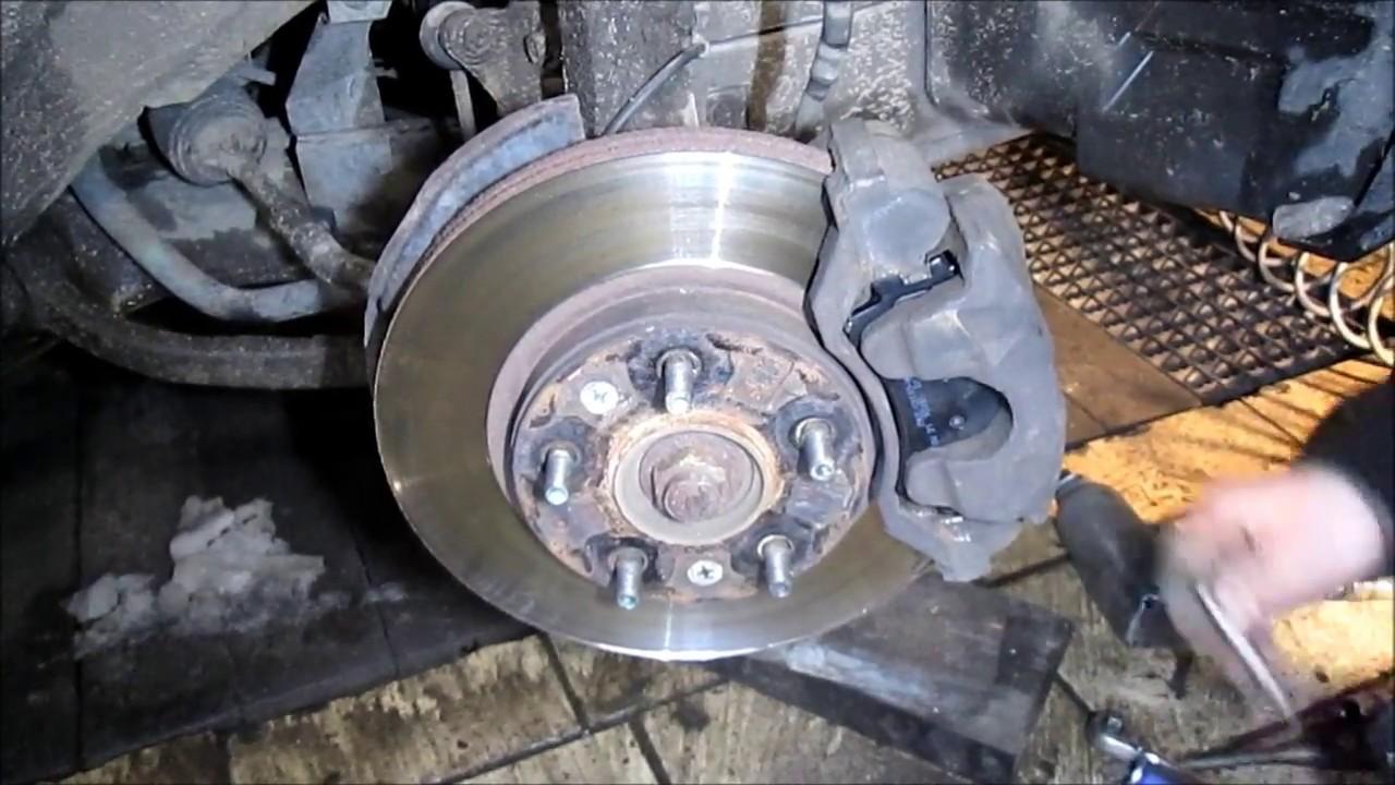  Front Rotors w/Ceramic Pads OE Brakes 2006-2013 Mazda 6