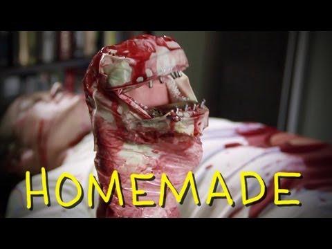 Alien Chestburster Scene Homemade With Blacknerdcomedy