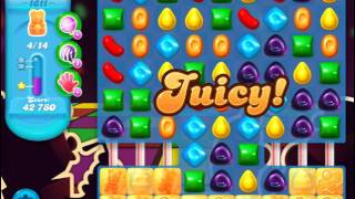 Candy Crush Soda Saga Level 1611