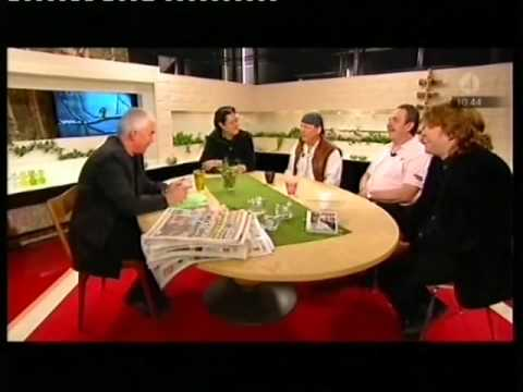 Pugh Rogefeldt - Vinn hjärta vinn / Hare nu så bra (live) + interview