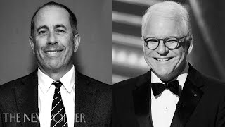 Jerry Seinfeld and Steve Martin on What Makes a Good Comedian | The New Yorker Festival