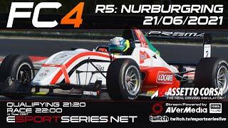 ESPORTSERIES.NET | FC4 2021 | R5 | NURBURGRING
