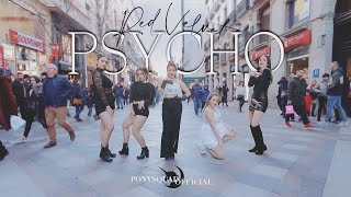 [KPOP IN PUBLIC CHALLENGE]Red Velvet 레드벨벳 Psycho + Intro || Dance cover by PonySquad Official