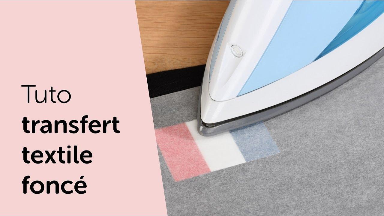 Comment faire un transfert sur un t-shirt