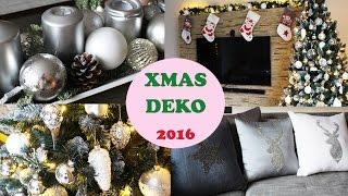 CHRISTMAS DEKO 2016