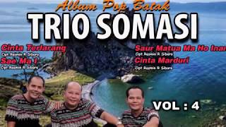 ALBUM POP BATAK TERBARU 2018 | SOMASI TRIO