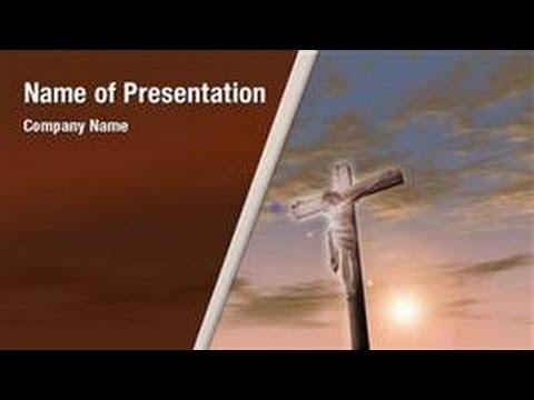 Jesus crucifixion powerpoint video template backgrounds jesus crucifixion powerpoint video template backgrounds digitalofficepro 01020v toneelgroepblik Choice Image