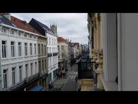 Our Rented Apartment In GHENT , BELGIUM