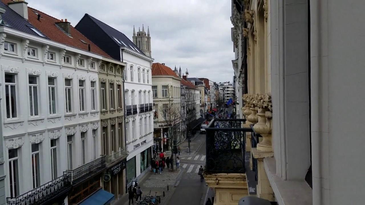 Our Ed Apartment In Ghent Belgium