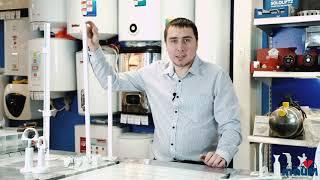 Обзор напольных кронштейнов для монтажа радиаторов отопления или как закрепить радиатор к полу.