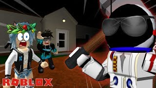 THE COOLEST BEAST EVER!! - ROBLOX FLEE THE FACILITY