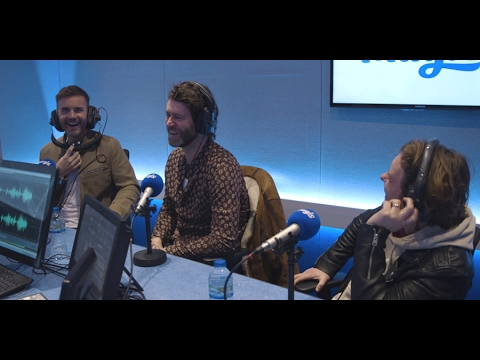 Gary, Mark and Howard on crew catering and diets | Magic Radio