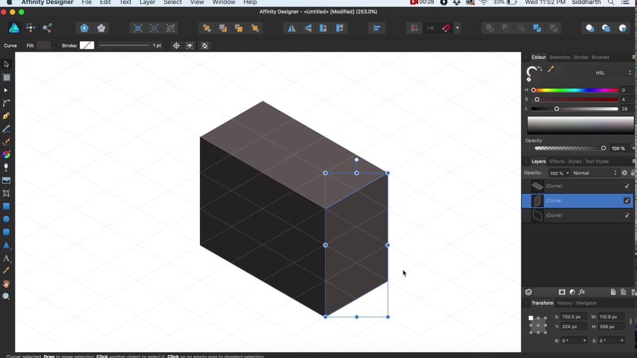 The quickest way to create isometric illustrations - Muzli