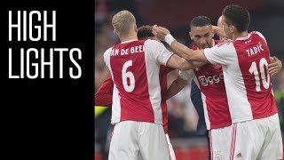 Highlights: Ajax - Vitesse
