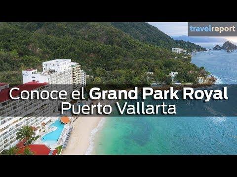 Conoce el hotel Grand Park Royal Puerto Vallarta, un todo incluido familiar
