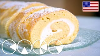 Summer Fresh Lemon Roll Recipe