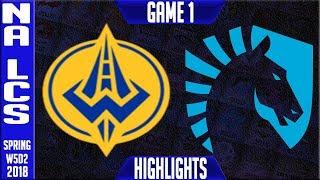Video GGS vs TL Highlights | NA LCS Week 5 Spring 2018 W5D2 | Golden Guardians vs Team Liquid highlights download MP3, 3GP, MP4, WEBM, AVI, FLV Juni 2018