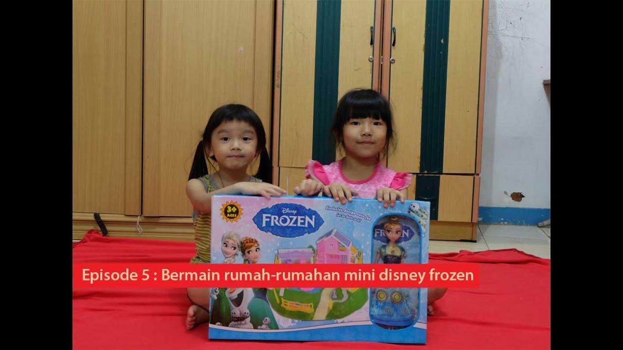 78+ Gambar Rumah Frozen Paling Hist