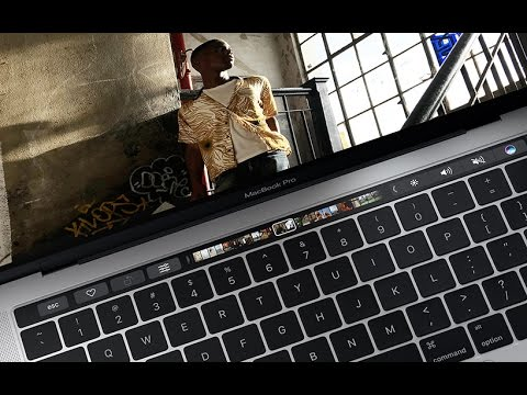Знакомство с Apple MacBook Pro 2016