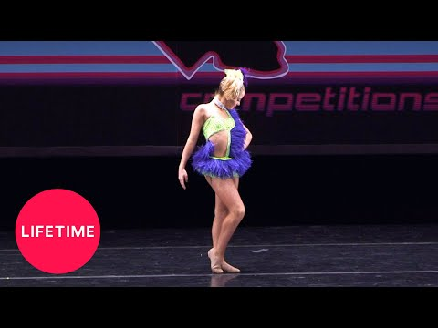 "Dance Moms: Hadley's Contemporary Solo - ""More"" (Season 3 Flashback) 