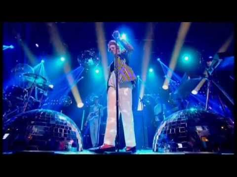 TOTP New Years Eve 2014 La Roux Sexotheque