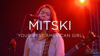 Mitski: 'Your Best American Girl' SXSW 2016 | NPR MUSIC FRONT ROW