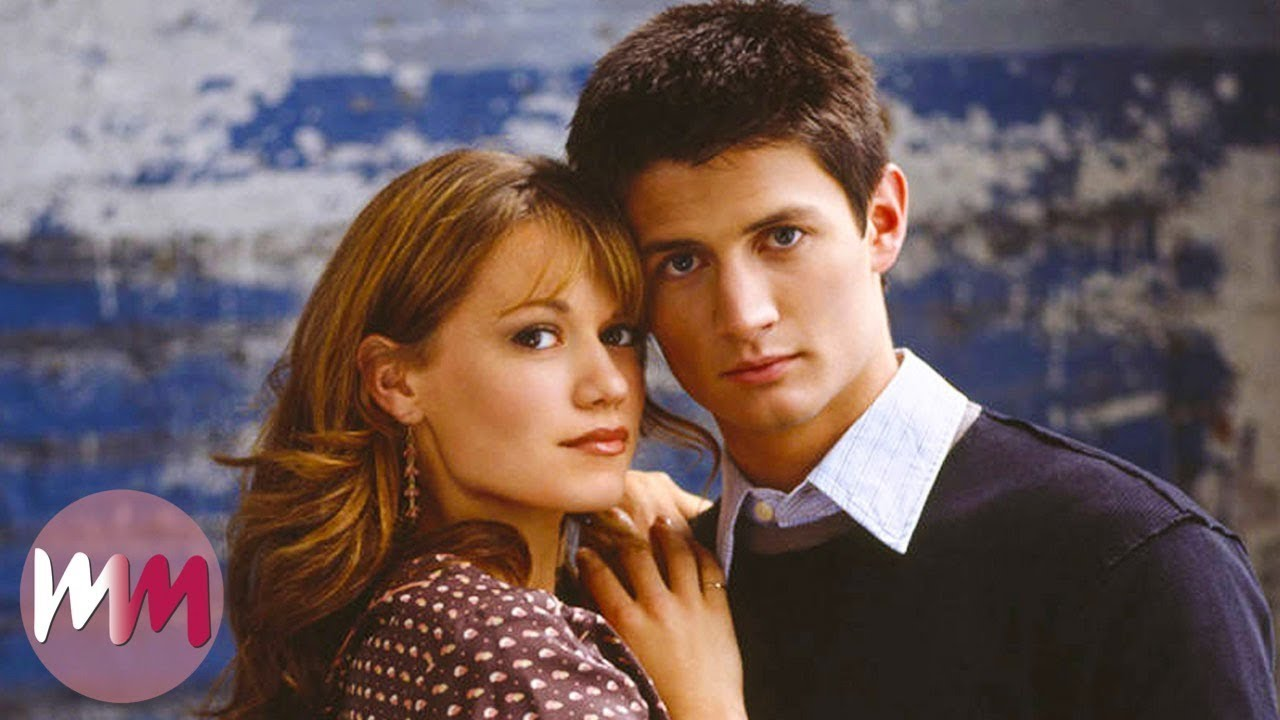 Top 10 Cutest One Tree Hill Couples - YouTube