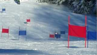 Cassandra's Feb 9th 2013 Snow Valley Race
