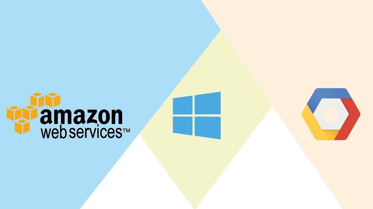cloud computing mit azure vs aws vs google cloud platform