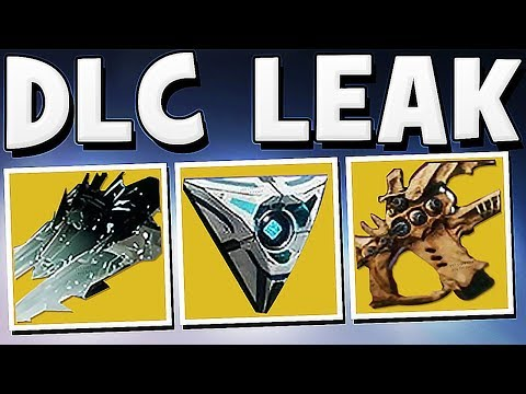 Destiny 2 - MASSIVE FORSAKEN LEAK Raid Info , Dungeons & More ! thumbnail